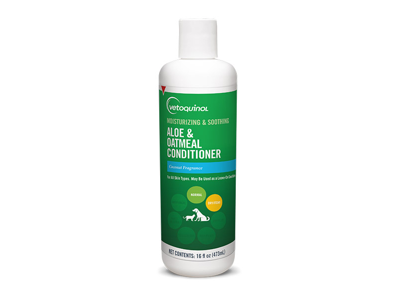 Aloe and Oatmeal Conditioner for Dogs and Cats