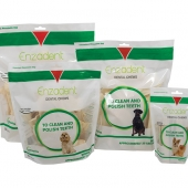 Enzadent Dental Chews for Dogs