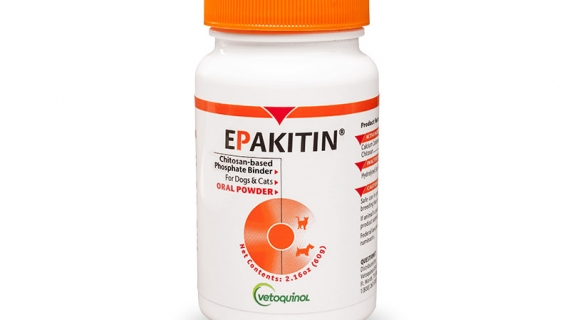 Epakitin Powder for Cats and Dogs