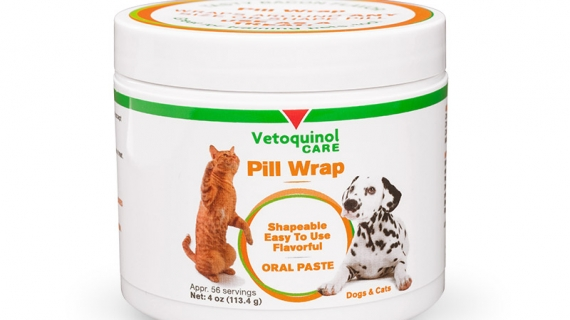 Pill Wrap for Dogs and Cats